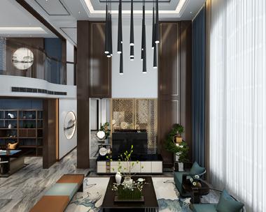 私人定制别墅室内装修设计图欣赏