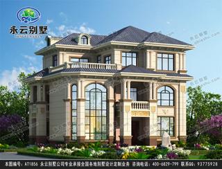 美到没朋友的3款漂亮别墅设计图