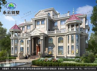 土豪标配别墅、450万重金打造,干挂石材,尊享奢华品质
