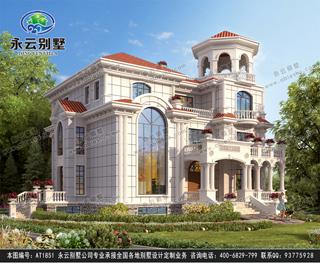 占地宽敞的豪华别墅设计图,来看看你会喜欢哪款