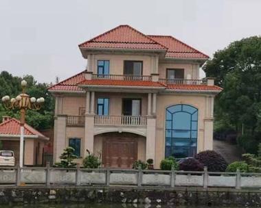 【实建案例】衡阳将总AT1668三层别墅实建施工图欣赏