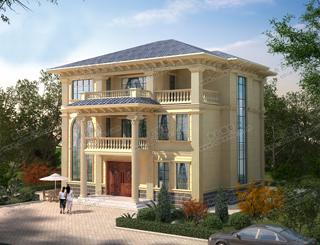 三层住宅设计图比城里套房好多了,看了记得收藏