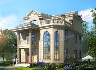 5款漂亮的110平方农村自建房图纸,有宅基地尺寸相近的就来看看