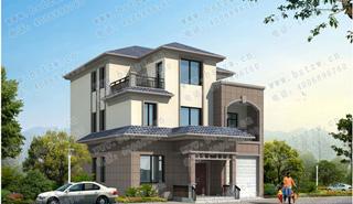 10宽x14长米建房设计图 ,豪华大方,你想要户型这里就有。