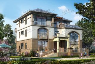 漂亮自建房私家别墅设计图纸,随便一款都是光鲜亮丽
