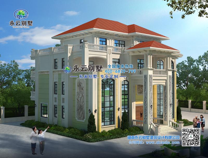 怎样做好自建别墅设计,才能让居家生活更舒适?