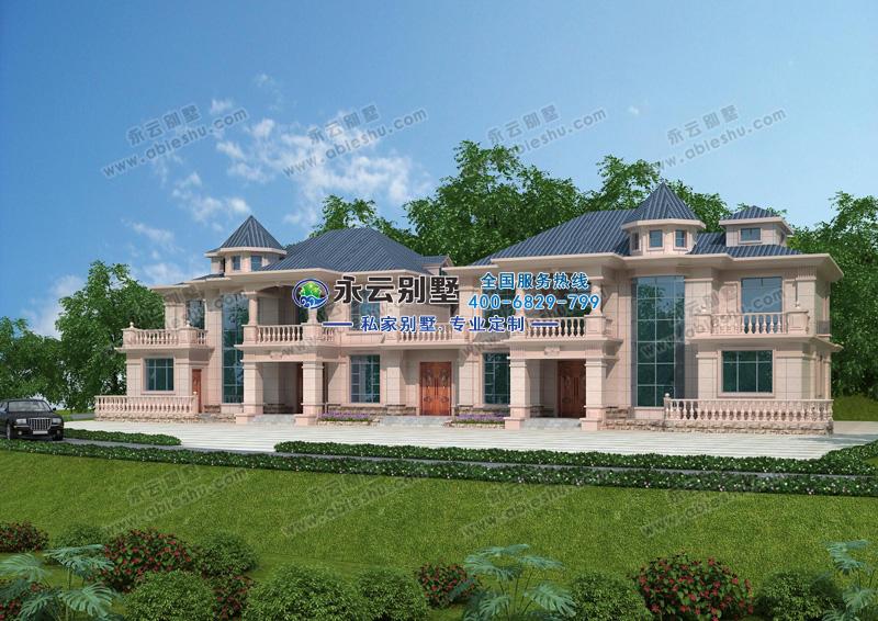 中式别墅设计的时候一般都会有这几个要素,细节体现风格