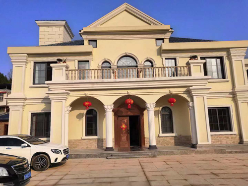 【视频】四川广元李先生豪华欧式别墅施工案例