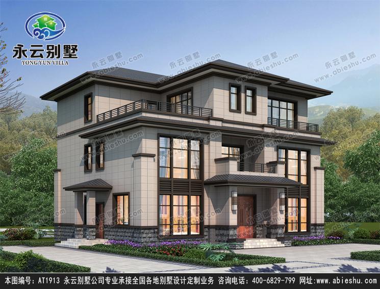 看这里,中式别墅设计不再烦恼