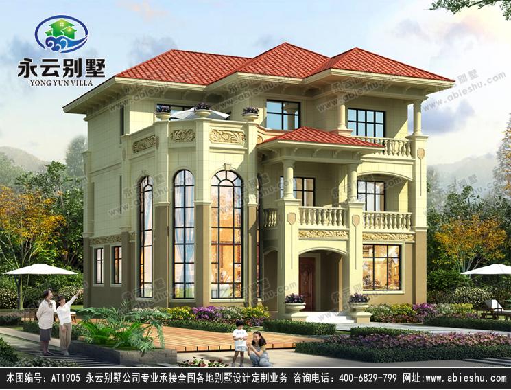 四合院别墅设计——中国建筑学设计的精粹!
