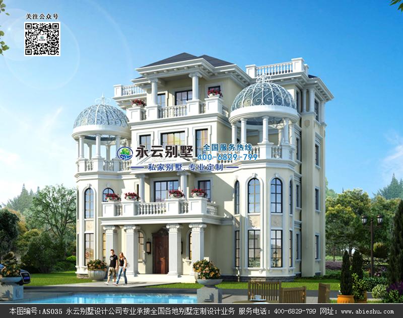 村自建别墅设计——如何形成统一的建筑风貌