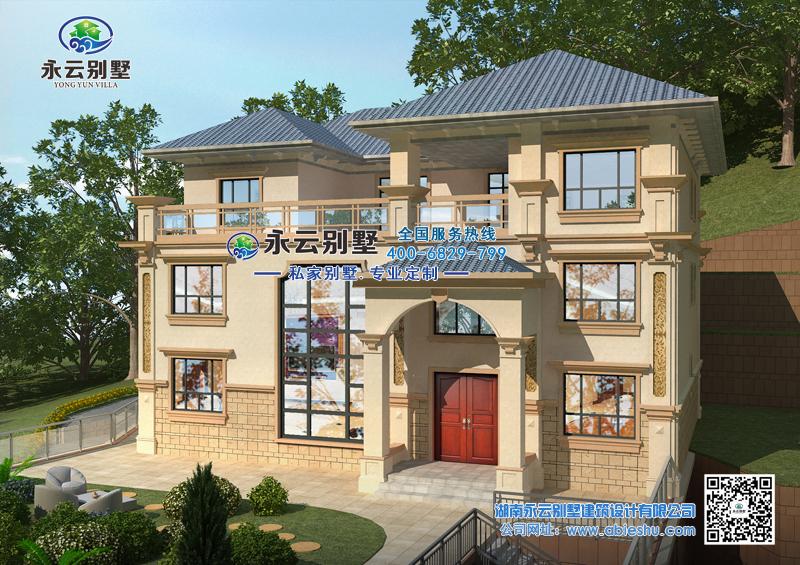为什么建别墅要做自建别墅设计图再开工?原来是这样的