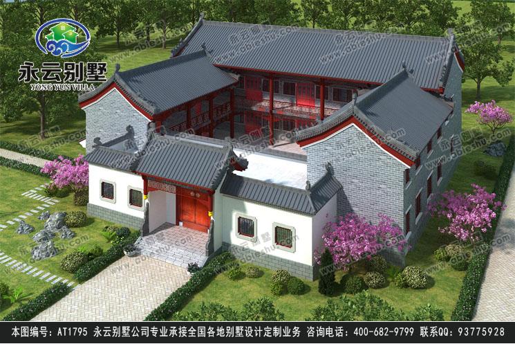 中式风格文化底蕴深厚,中式别墅设计如何突出高雅气质