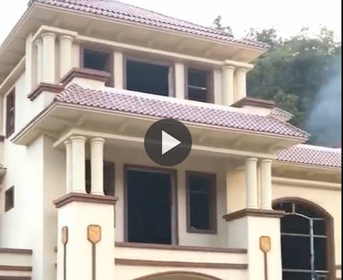 【视频案例】AT1668三层复式楼豪华别墅实拍