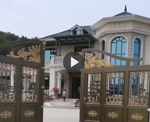【工程案例】株洲文女士AT1835二层别墅施工案例实拍