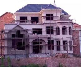 自建别墅房屋雨季施工技术要点