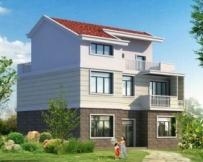 820三层自建别墅住宅设计图纸 12m×10m