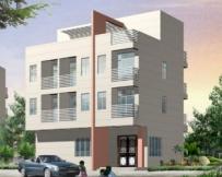 永云别墅 AT403 农村别墅全套图纸三层半自建房全套设计图纸
