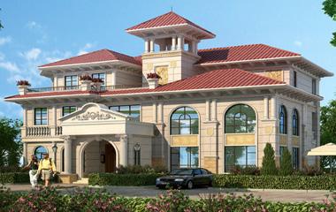 【浏阳别墅设计公司】-专业农村自建房屋设计图纸-浏阳建筑设计院